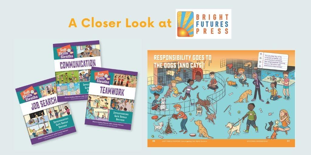 A closer look at Bright Futures Press