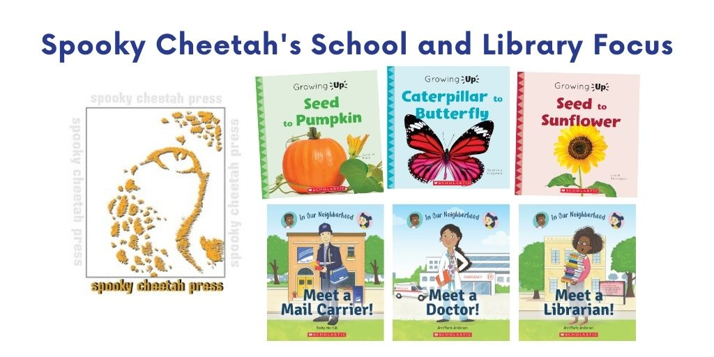 Spooky Cheetah - Educational Publishing