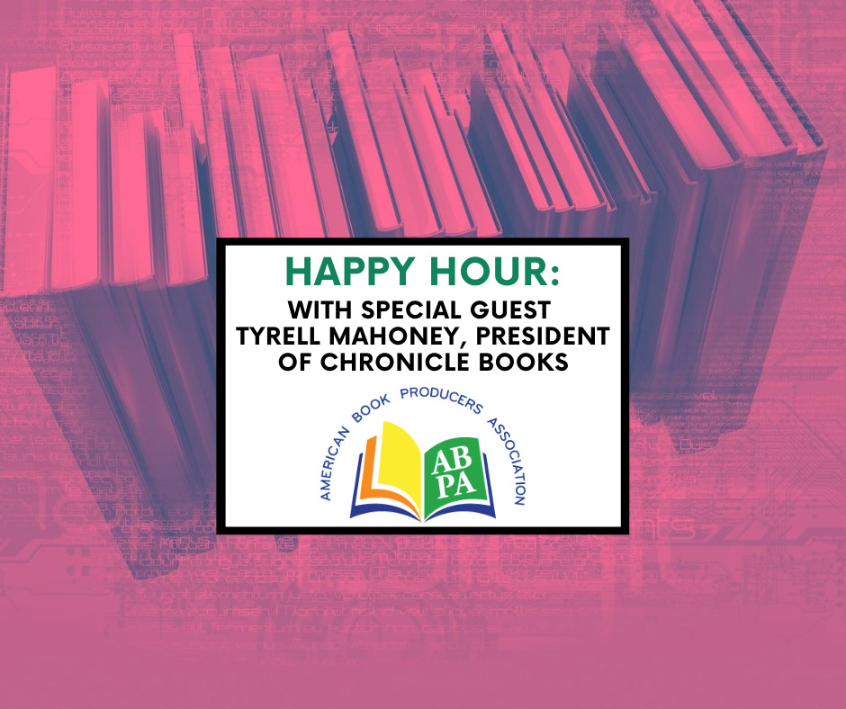 FB - ABPA Happy Hour - Chronicle Books