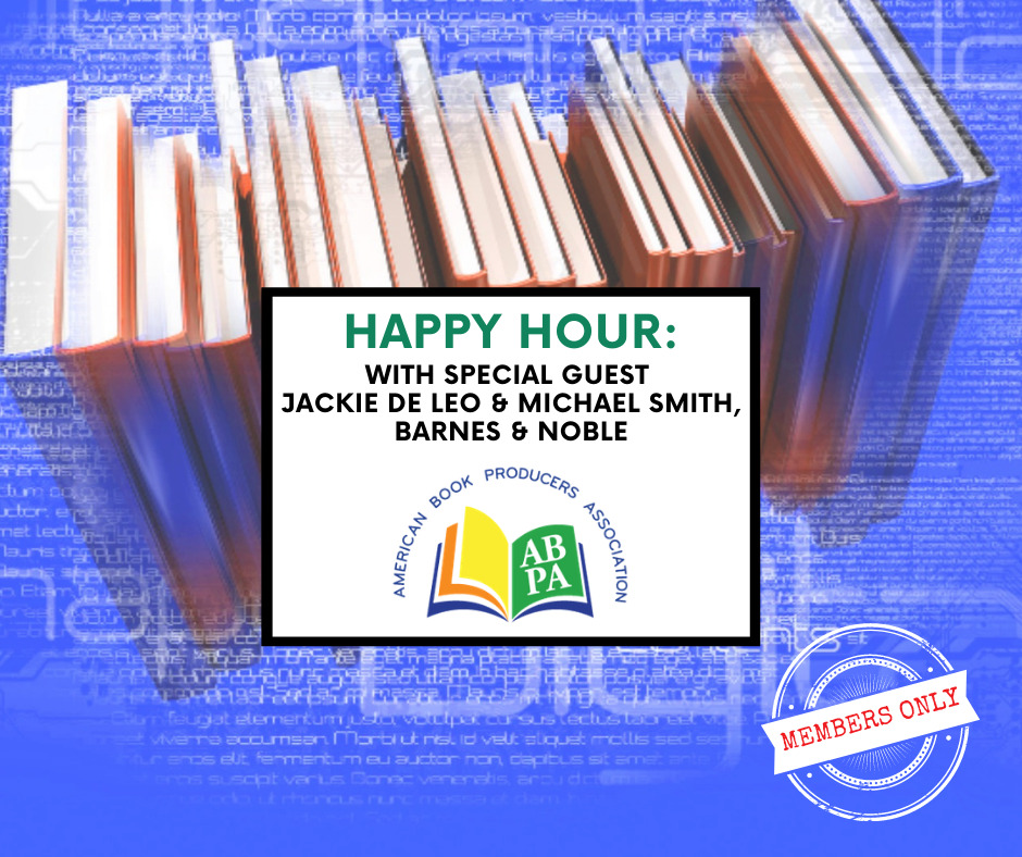 Happy Hour with Special Guests Jackie De Leo & Michael Smith, Barnes & Noble