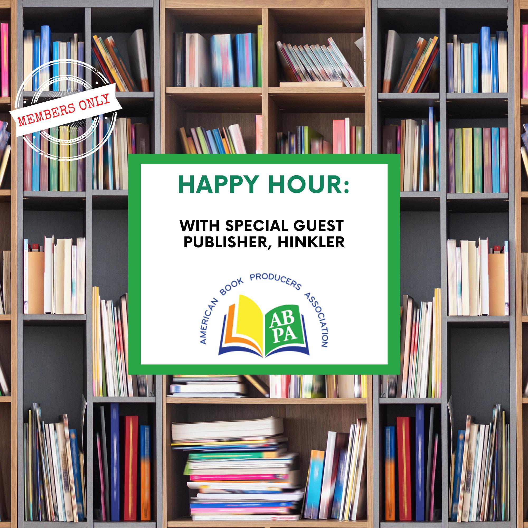 FB - ABPA Happy Hour - Chronicle Books