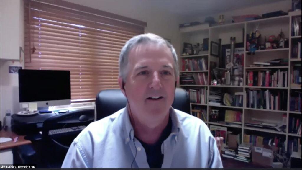 Jim Buckley, Shoreline Publishing