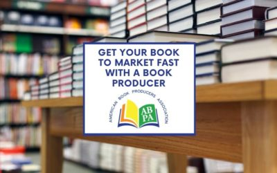 Get Your Book to Market FAST with a Book Producer