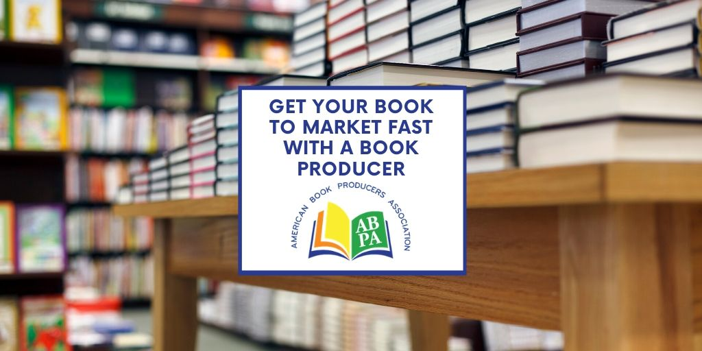 Get your book to market fast