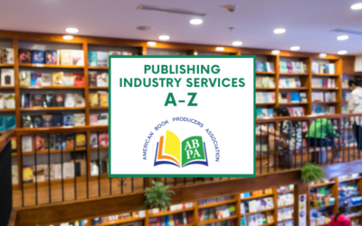Publishing Industry Services A-Z and Recommended Contractors